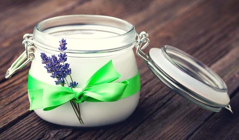 Desodorantes naturales para hacer en casa