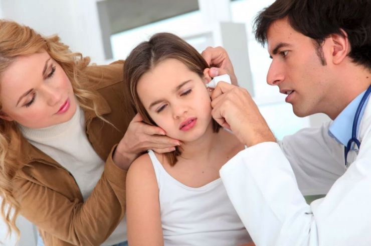 Diagnóstico de la otitis infantil