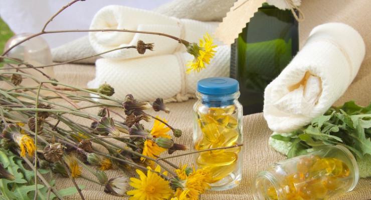 Beneficios del aceite de diente de león