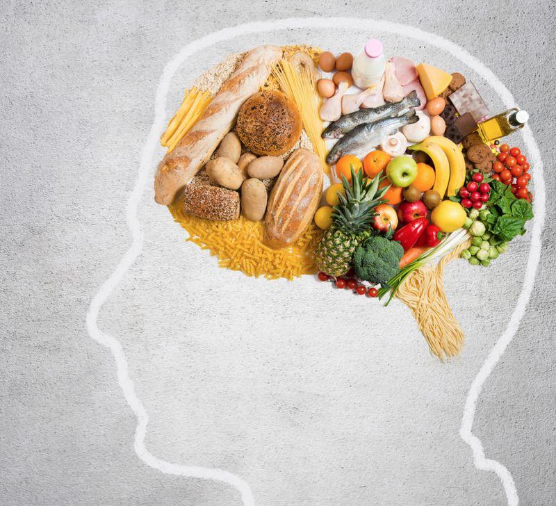 Dieta para el envejecimiento del cerebro