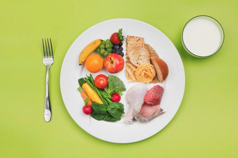 Cómo debe ser la dieta equilibrada