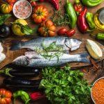 ¿Cuáles son las bases de la dieta mediterránea?