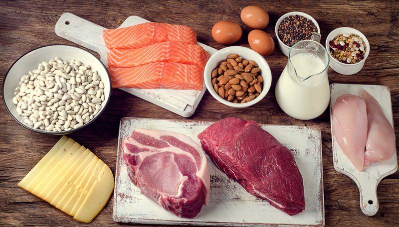 Efectos negativos de la dieta rica en proteínas