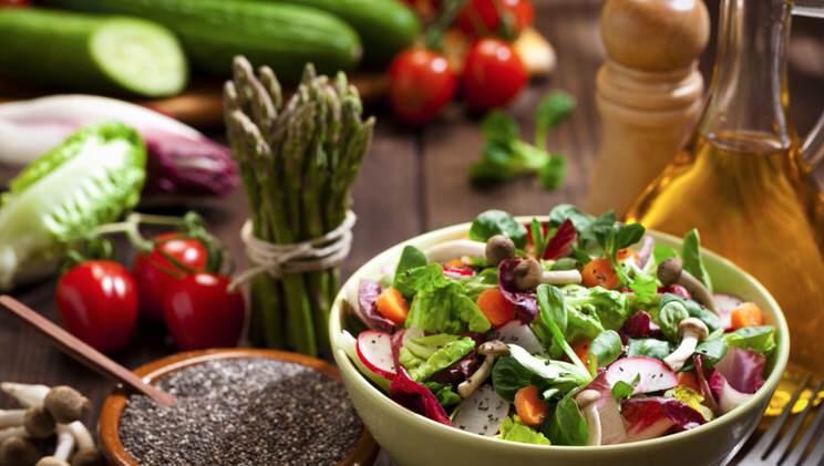 Riesgos de la dieta vegetariana