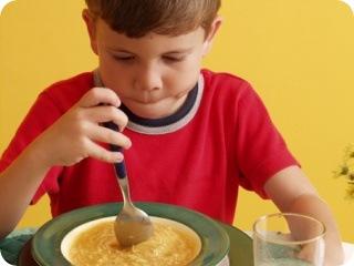 Dieta equilibrada y obesidad infantil