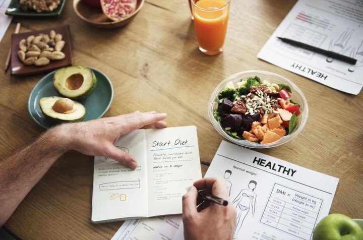 Ejemplos de dieta para adelgazar gratis