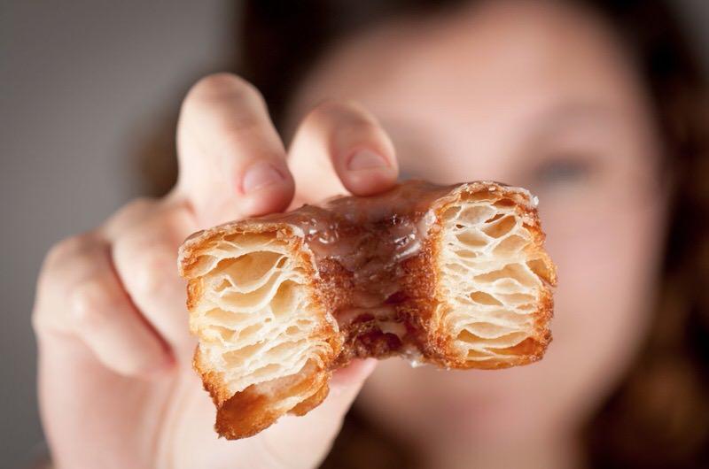Qué es el cronut