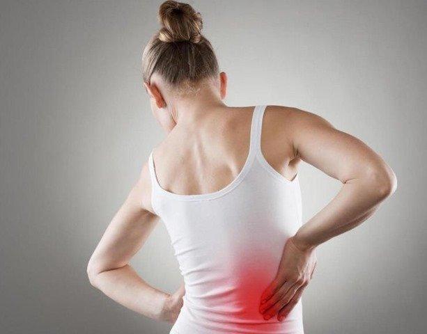 Las diferencias entre el dolor lumbar y el dolor de riñones