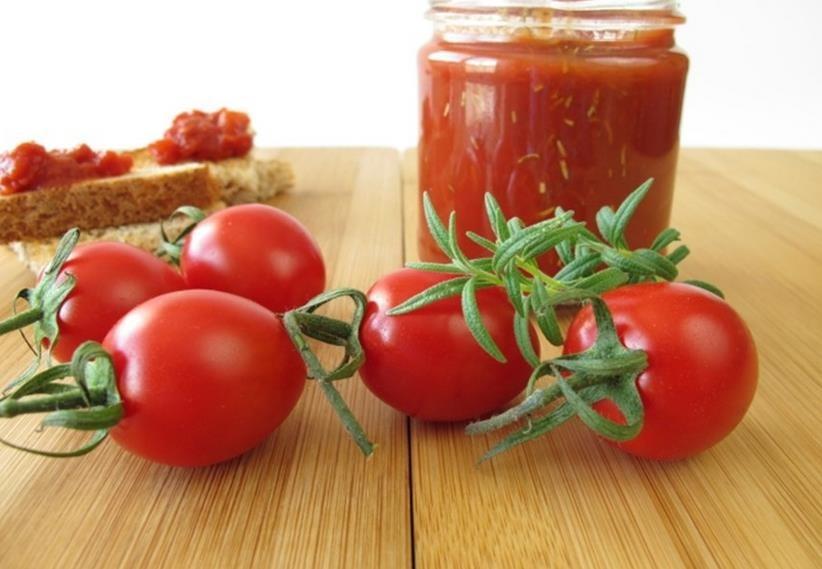 Cómo hacer un dulce de tomate