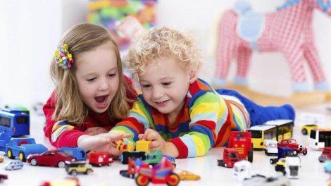 Educación vial en niños