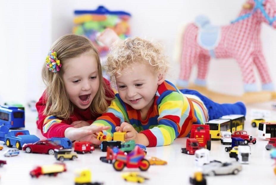La educación vial en los más pequeños