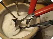 Efectos del consumo de azúcar blanco o refinado en nuestra salud