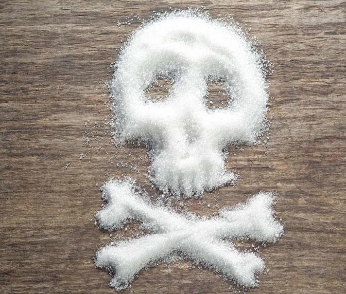 Los efectos negativos de los azúcares refinados