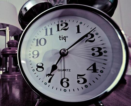 Consecuencias del cambio de horario en la salud
