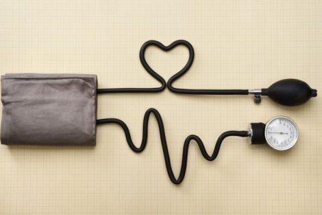 Efectos de la hipertensión en tu corazón. El corazón hipertenso