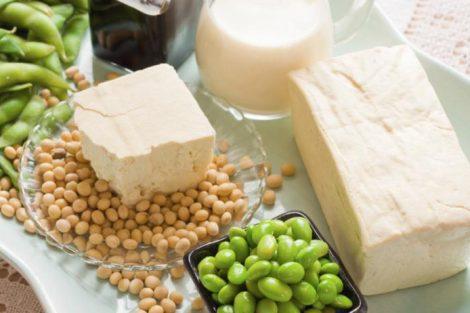 Efectos perjudiciales del consumo de soja y derivados