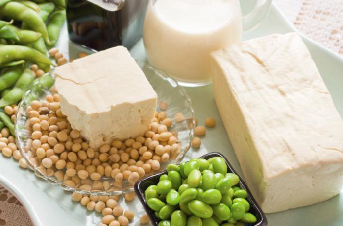 Efectos de la soja en la salud