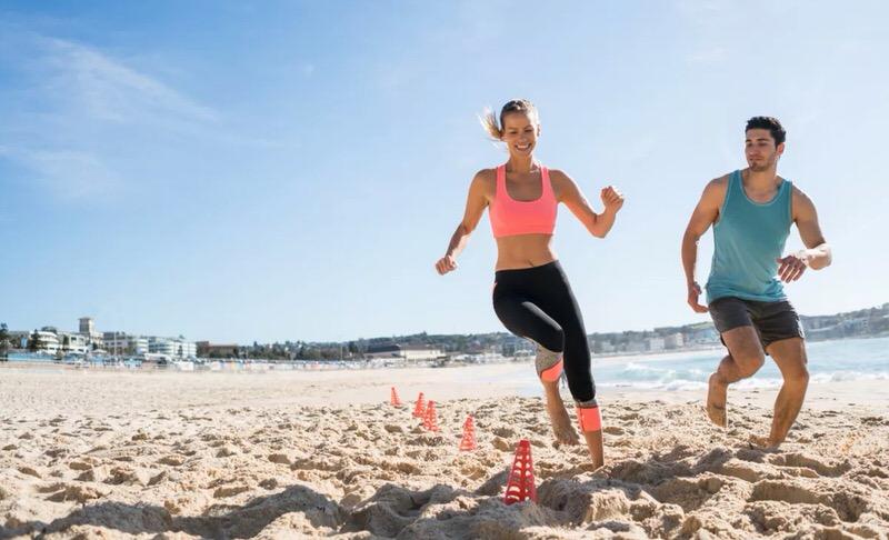 Ejercicio para bajar de peso en verano