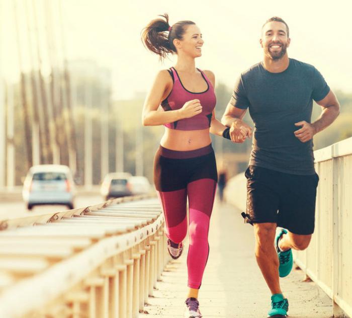 Diferencias del ejercicio aerobico