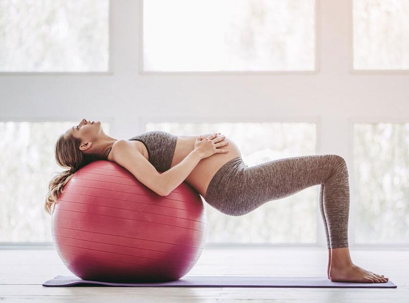 Ejercicio físico aconsejado en el embarazo