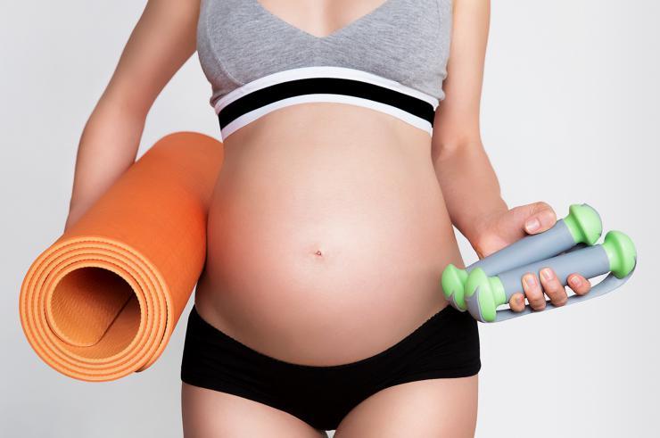 El ejercicio es muy bueno para el embarazo