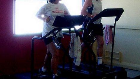 Practicar ejercicio en casa