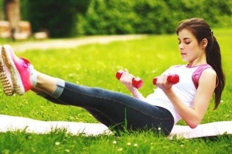 Cómo fortalecer el abdomen con estos ejercicios