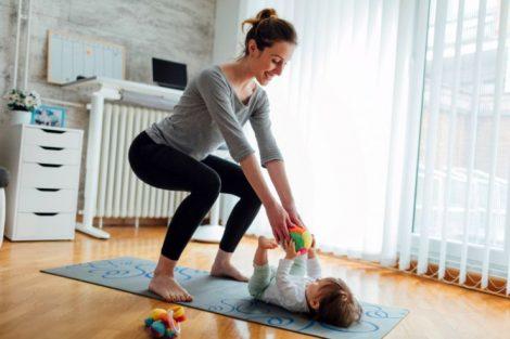 5 ejercicios que puedes hacer en casa para estar en forma