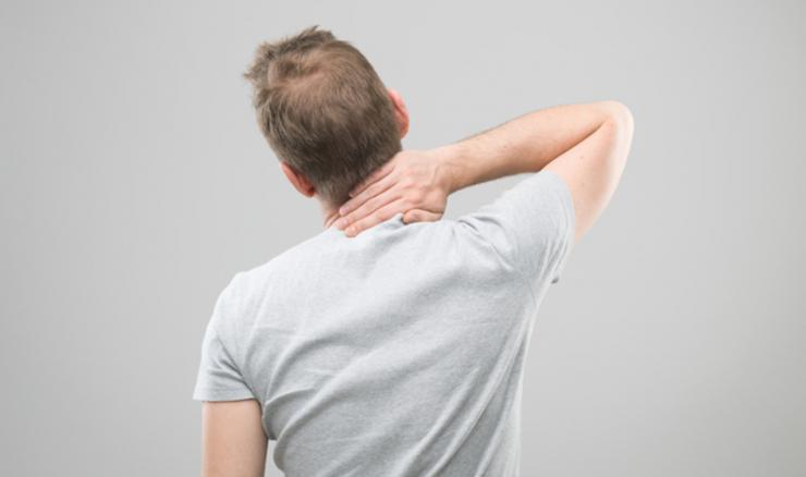 Ejercicios para calmar el dolor de cervicales