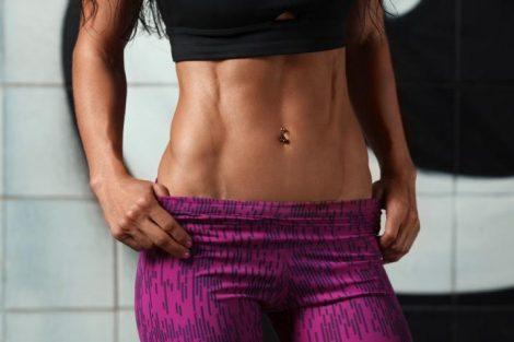 Tres ejercicios para disfrutar de un vientre liso