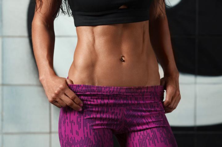 Como conseguir vientre liso con estos ejercicios