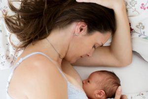 Quedarse embarazada durante la lactancia