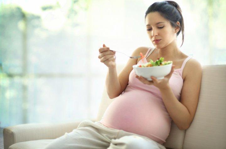 Lentejas en el embarazo