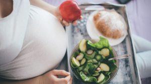 Veganismo y embarazo