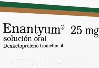 Antiinflamatorio Enantyum