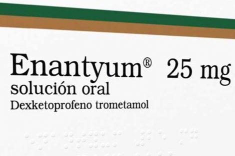 Enantyum: qué es, usos, genérico y efectos secundarios