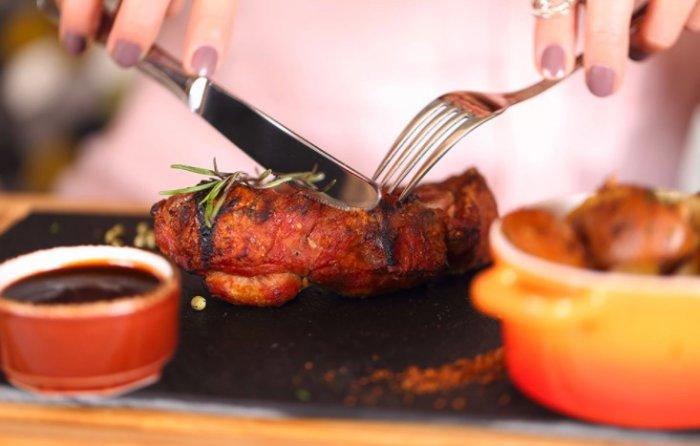 Engorda comer carne