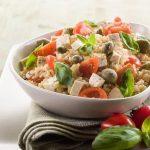 Ensaladas de arroz: recetas curiosas y diferentes