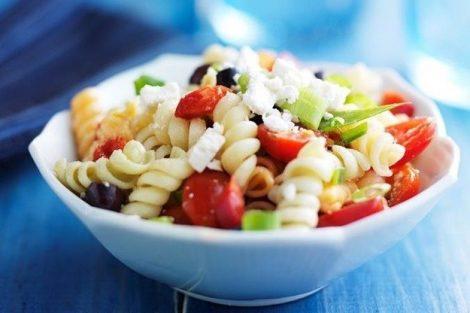 Ensaladas de pasta: recetas deliciosas y nutritivas
