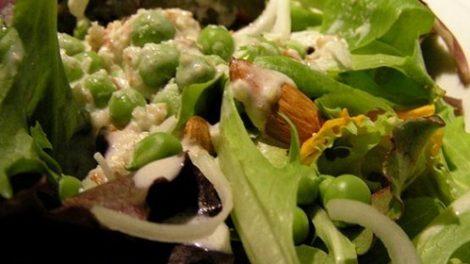 La ensalada es buena para adelgazar