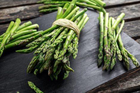 Espárragos verdes: beneficios depurativos y otras propiedades