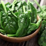 Espinacas: beneficios y propiedades. El alimento de Popeye