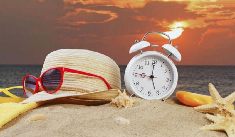 Causas del estreñimiento en vacaciones