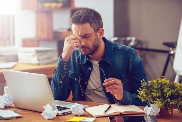 Estrés laboral: cómo aliviarlo