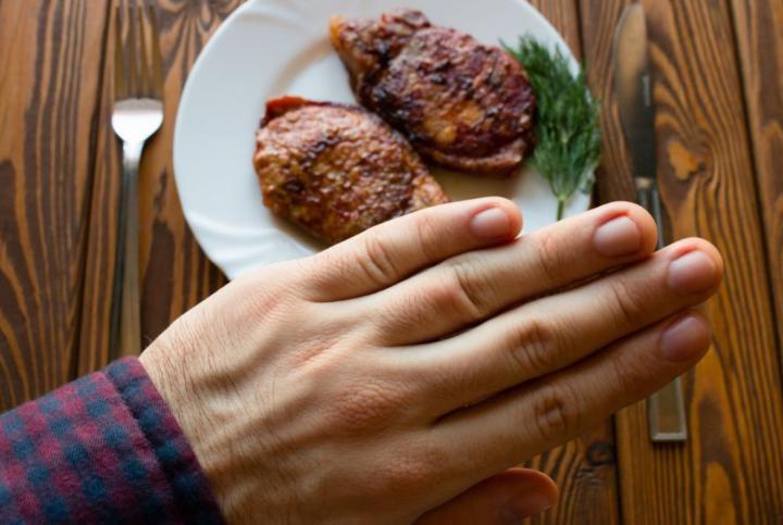 No es adecuado comer carne roja con tension alta