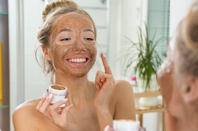 Exfoliando la piel