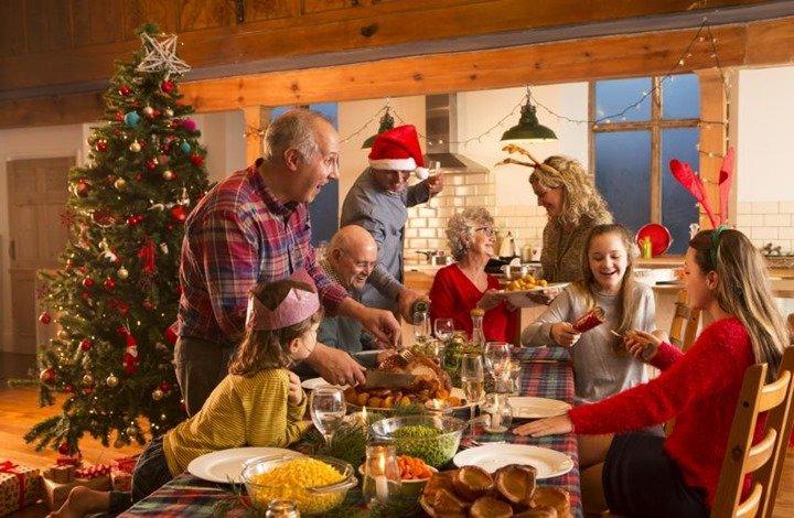 familia-navidad