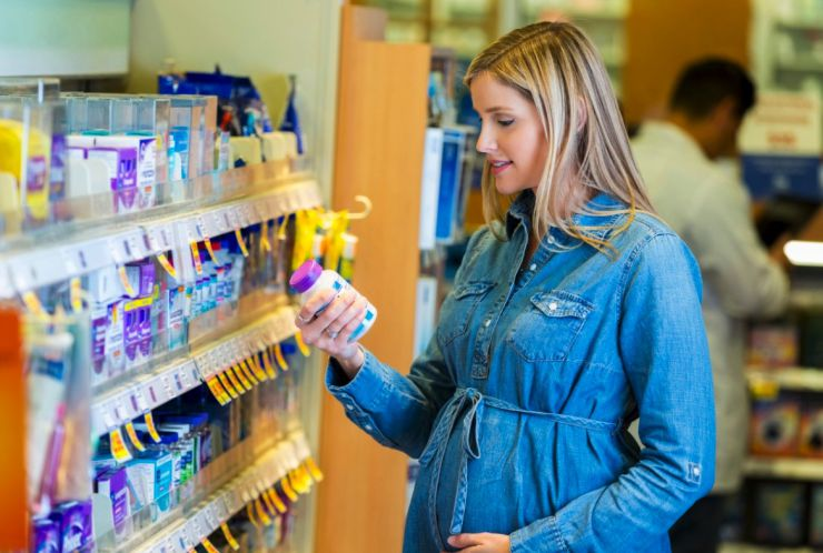 Medicamentos permitidos en el embarazo