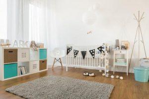 Trucos de Feng Shui para el cuarto del bebé