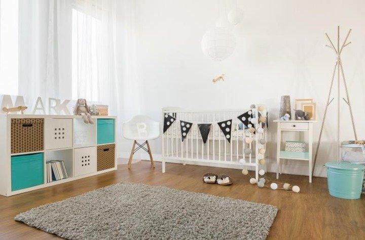 Dormitorio del bebé: consejos de Feng Shui